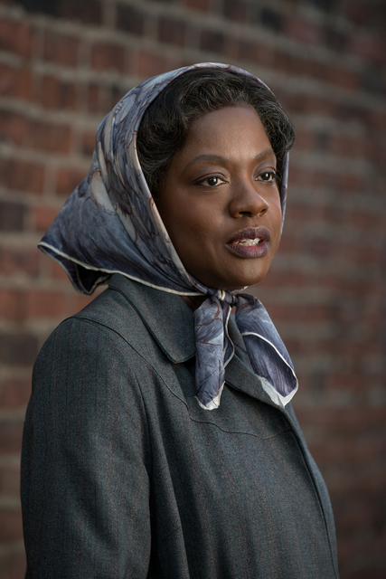 Viola Davis plays Rose Maxson in Fences from Paramount Pictures.