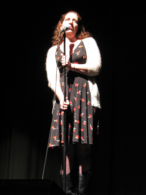 Micaela Blei told a story about teaching New York City third graders about settling the west playing an Oregon Trail role play that got too real and dangerous for her comfort at The Moth Mainstage ...