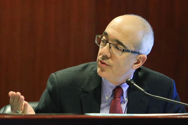 State Sen. Mo Denis. Brett Le Blanc/Las Vegas Review-Journal Follow @bleblancphoto