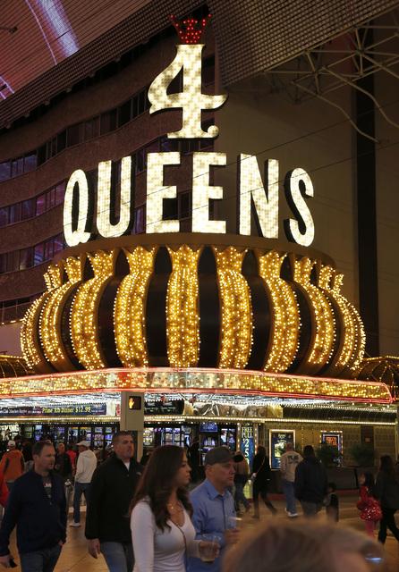 David Guzman/Las Vegas Review-Journal @DavidGuzman1985