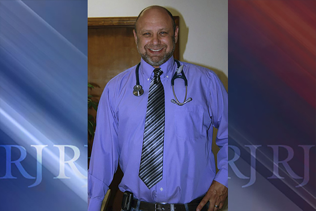 Dr. Robert Rand (Facebook)