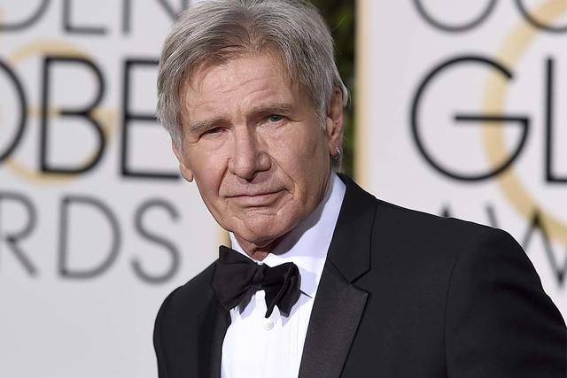 Harrison Ford (Jordan Strauss/Invision/AP, File)