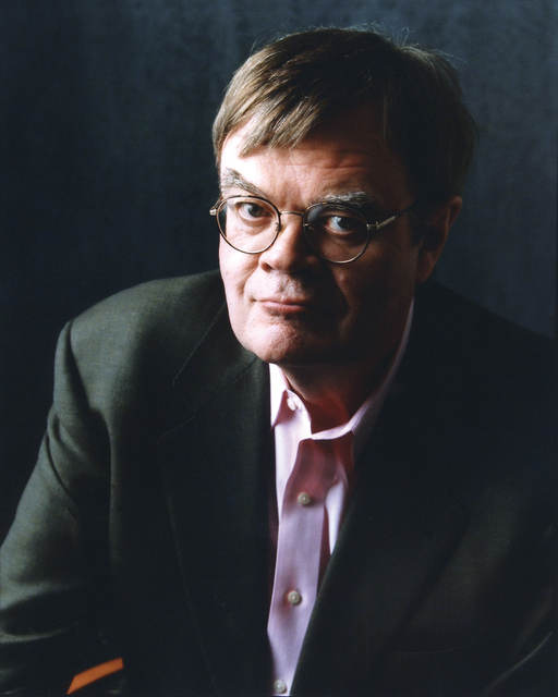 Garrison Keillor. (Courtesy)