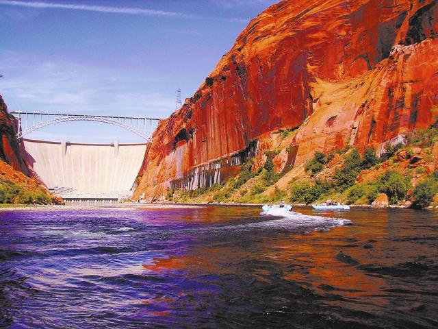 Glen Canyon Dam. Deborah Wall/Special to View