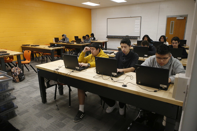 Road Map For Future Could Become Nevada High School Requirement