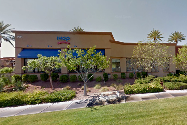 An IHOP at 9651 Trailwood Drive is shown in this screenshot. (Google)