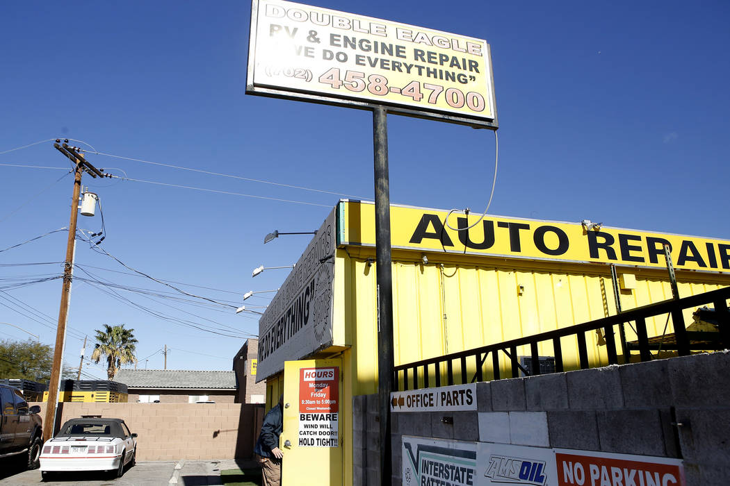 Vegas valley motors best retina wallpaper for Eagle valley motors carson city nv