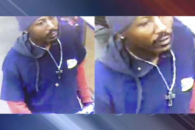 Las Vegas police are looking for a man involved in an indecent exposure case on Jan. 30, 2017, in the 1900 block of East Craig Road. (North Las Vegas Police Department)