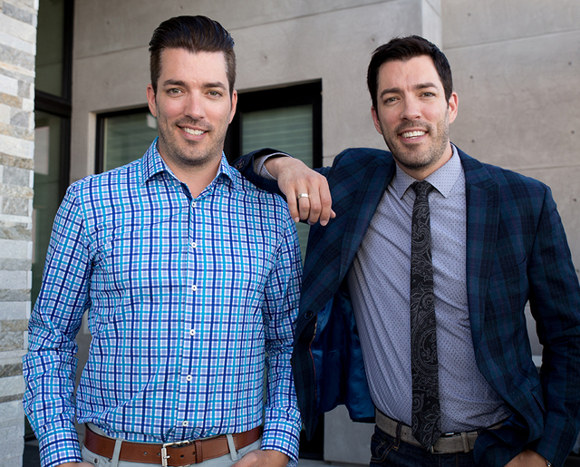 Drew and Jonathan Scott (Tonya Harvey/Real Estate Millions)