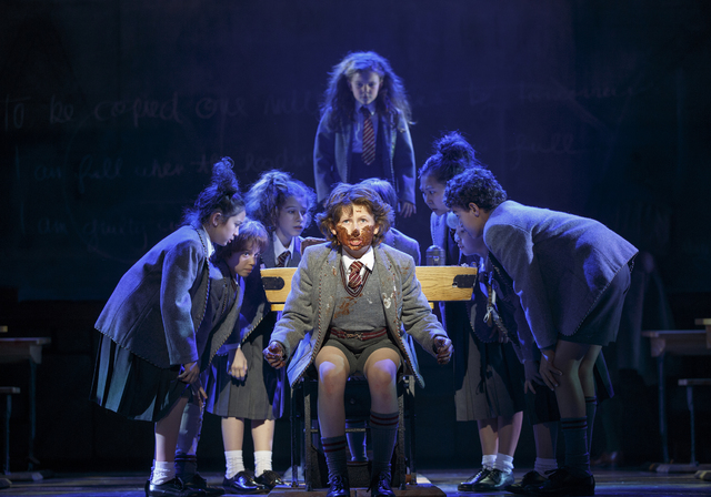 """Matilda: The Musical."" (Courtesy)"