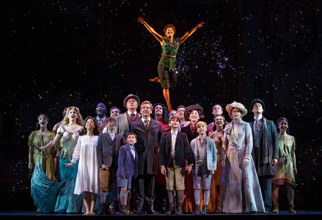 Review Of Finding Neverland  Tour