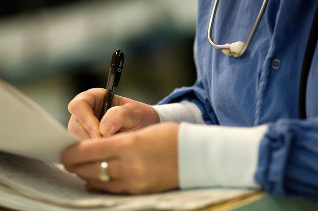 Nurse. (Thinkstock)