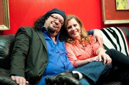 Penn Jillette and Emily Jillette. (Las Vegas Review-Journal)