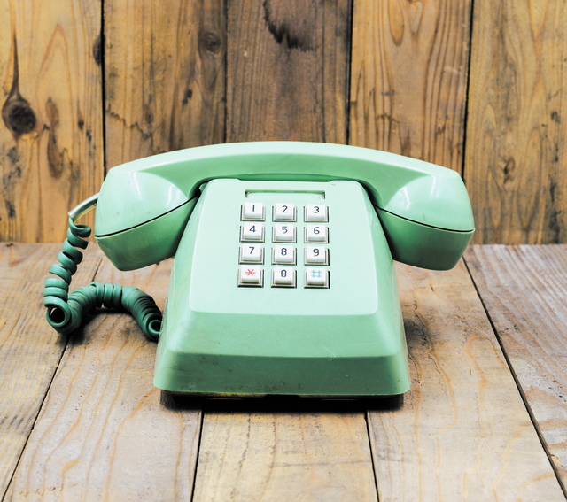 LETTER: Government needs to do something about phone solicitors