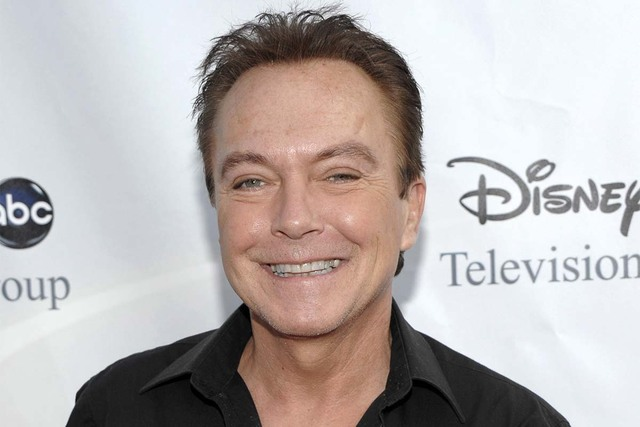 "This Aug. 8, 2009, file photo shows actor-singer David Cassidy, best known for his role as Keith Partridge on ""The Partridge Family."" (Dan Steinberg/AP)"