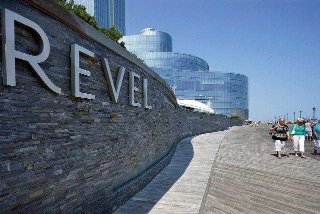 Atlantic City's Revel Casino Hotel will shut down in September after failing to find a buyer in bankruptcy court, company officials announced Tuesday, Aug. 12, 2014. (Wayne Parry/File, AP)