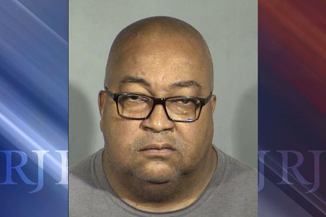 Roger Brown (Las Vegas Metropolitan Police Department)