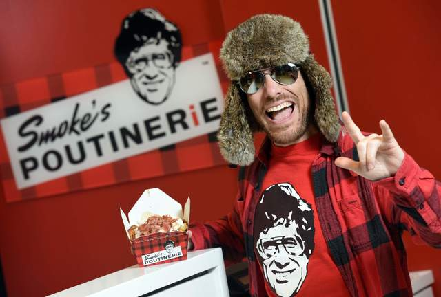 Ryan Smolkin, founder of Smoke's Poutinerie (Courtesy)
