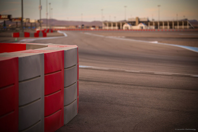 Exotics Racing has invested more than $1 million in safety at its track at the Las Vegas Motor Speedway. Formula One Tec-Pro barriers and a gravel trap are designed to minimize damage from a car c ...