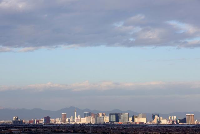 Bridget Bennett/Las Vegas Review-Journal @bridgetkb