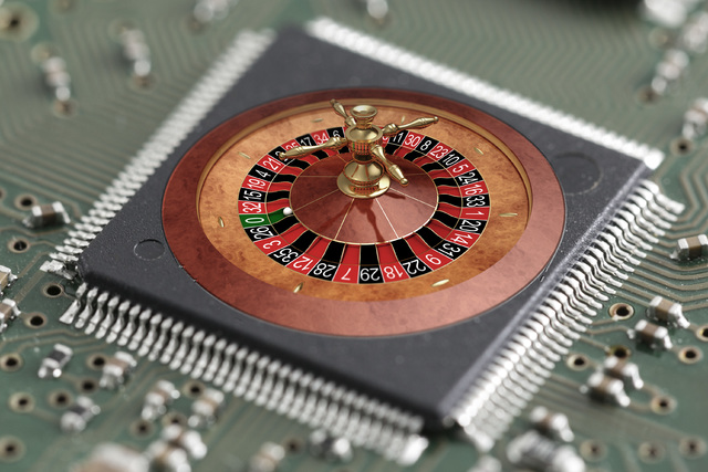 Electronic gaming illustration (iStock)