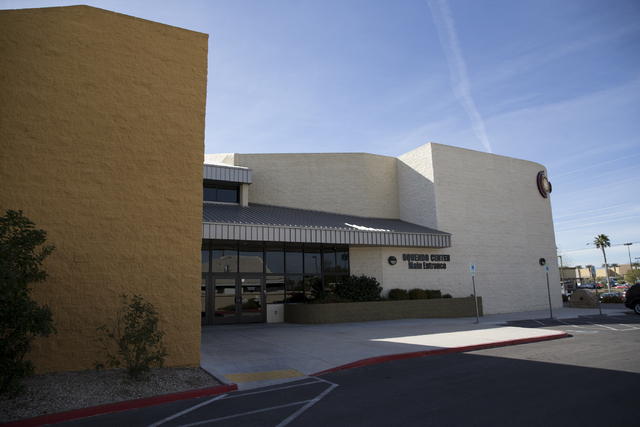 Western Veterinary Conference's Oquendo Center on Thursday, Feb. 9, 2017, in Las Vegas. (Erik Verduzco/Las Vegas Review-Journal) @Erik_Verduzco
