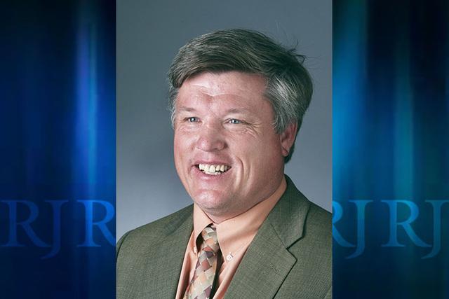 North Las Vegas Constable Robert Eliason (Review-Journal File)