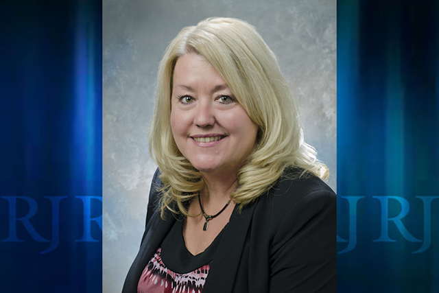 Former CFO of Clark County School District, Nikki Thorn (CCSD)