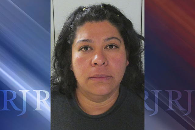 Yazmin Santoya-Mora (Nevada Department of Corrections)