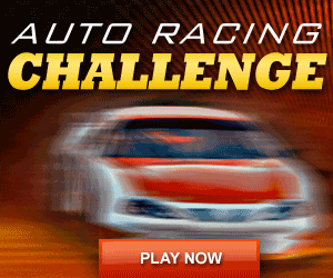 Play our Auto Racing Challenge!