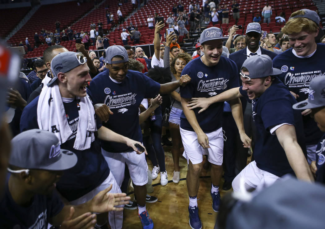 Dave Rice wins Mountain West tournament title with UNR ...