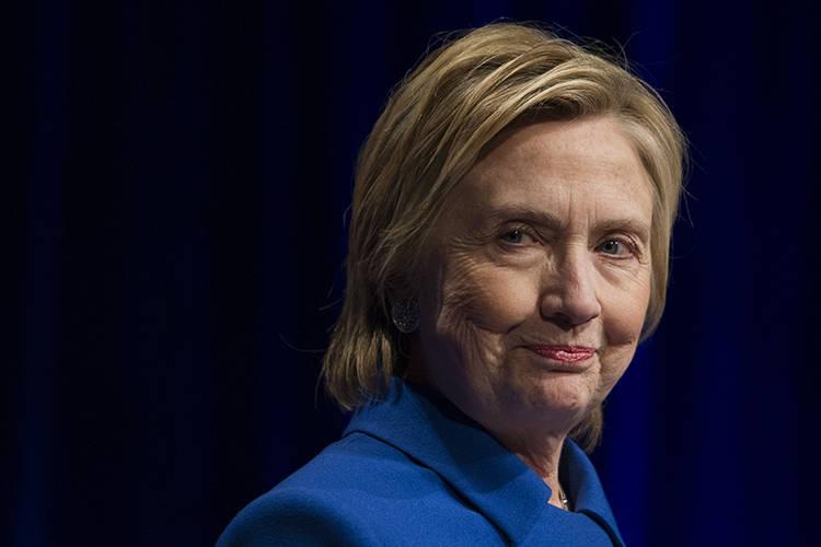 Hillary Clinton. AP Photo/Cliff Owen, File
