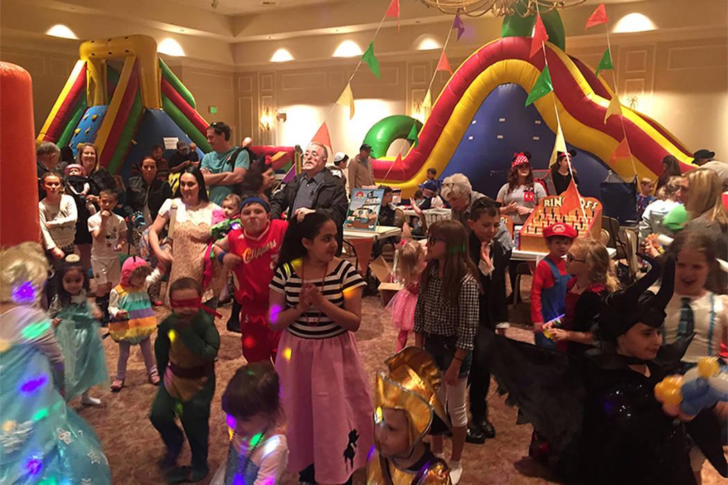 local religious organizations  celebrate  purim  weekend las vegas review journal