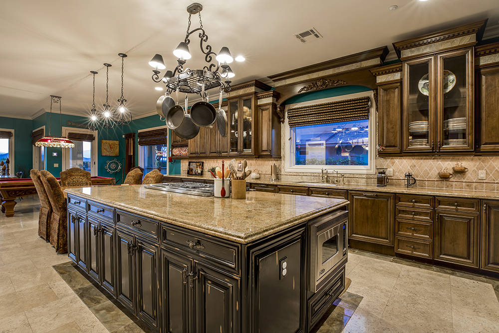 Son Of Behr Paint Founder Lists Las Vegas Home For 2 4m