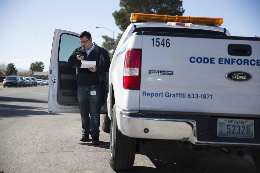 code enforcement and las vegas homeowners on chezgigi.com