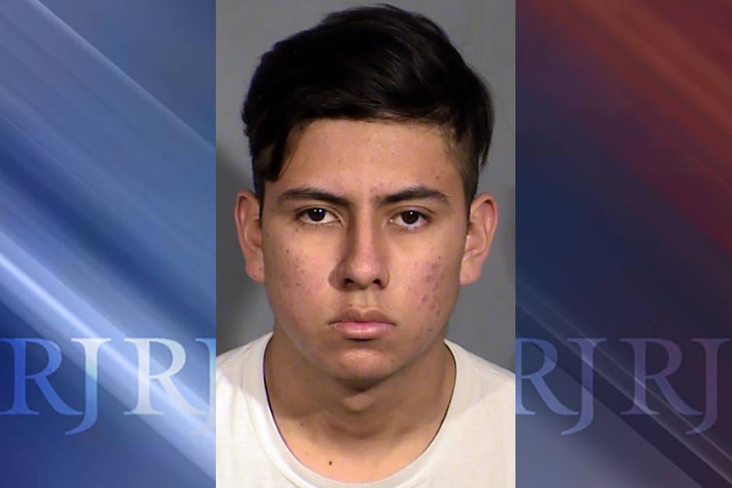 Jose Henriquez (Las Vegas Metropolitan Police Department)