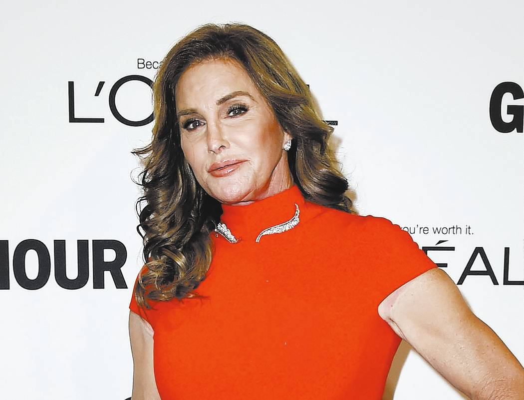 Caitlyn Jenner. Photo by Jordan Strauss/Invision/AP, File