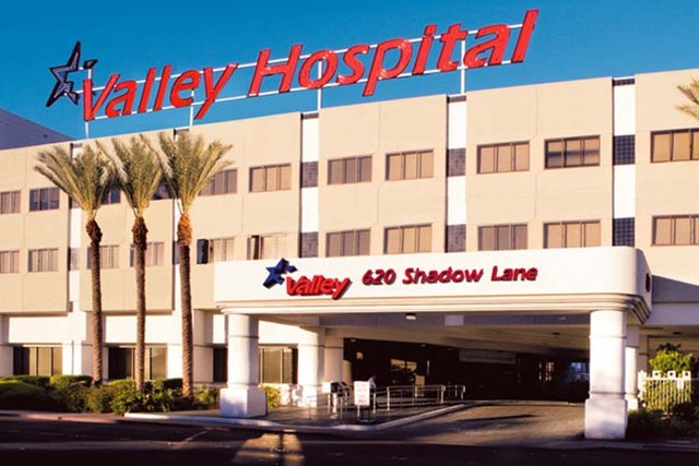 Valley Hospital Medical Center (Courtesy)