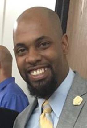 North Las Vegas mayoral candidate De'Quincy Taylor. (Facebook)
