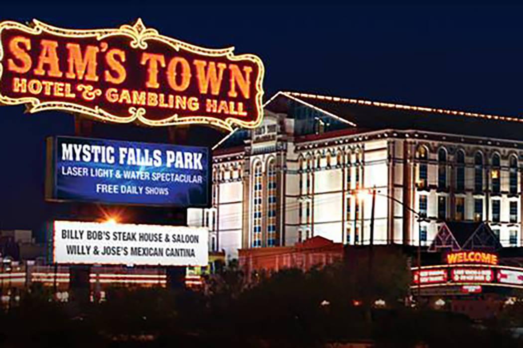 Sam's Town Hotel & Gambling Hall (Facebook/Sam's Town)