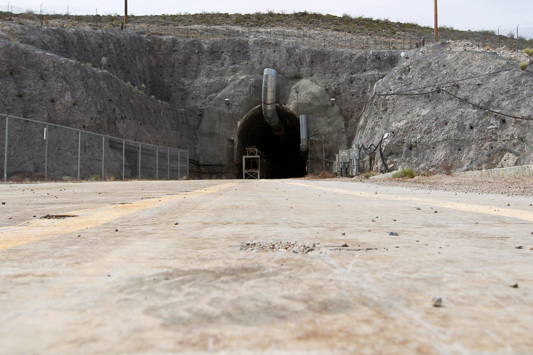 The Trump budget proposal would boost Energy Department spending on managing the nation's nuclear stockpile and reviving the Yucca Mountain storage facility for nuclear power plant waste in Neva ...