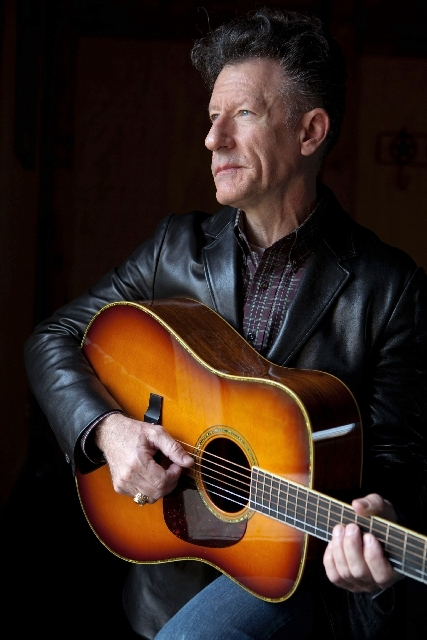 Lyle Lovett will bring his Large Band to The Smith Center for the Performing Arts on Friday night, where they will play their mixture of jazz, country and gospel.