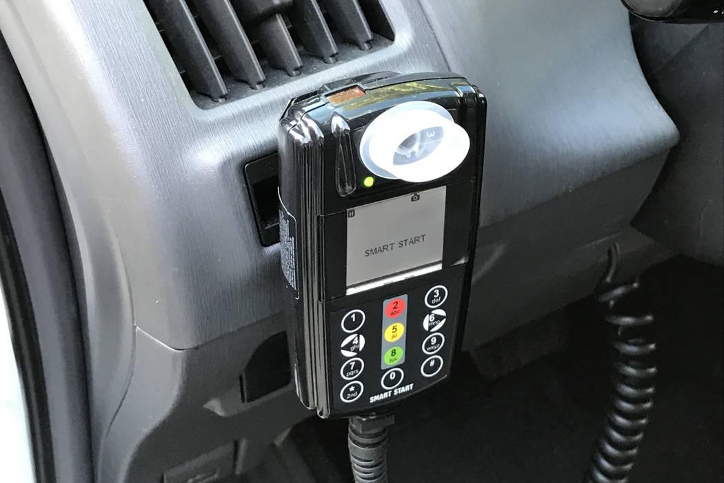 Las Vegas Senator Wants Ignition Device On Cars Of All