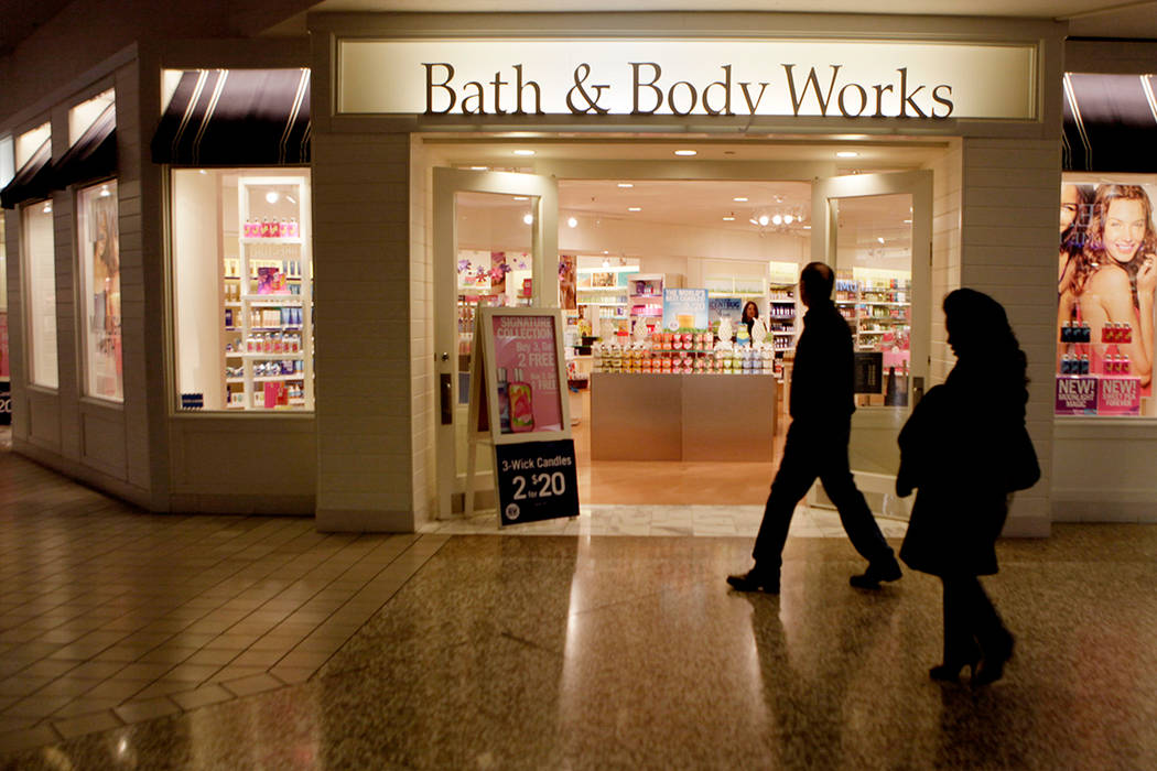 Bath Body Works Plans To Open New Las Vegas Location