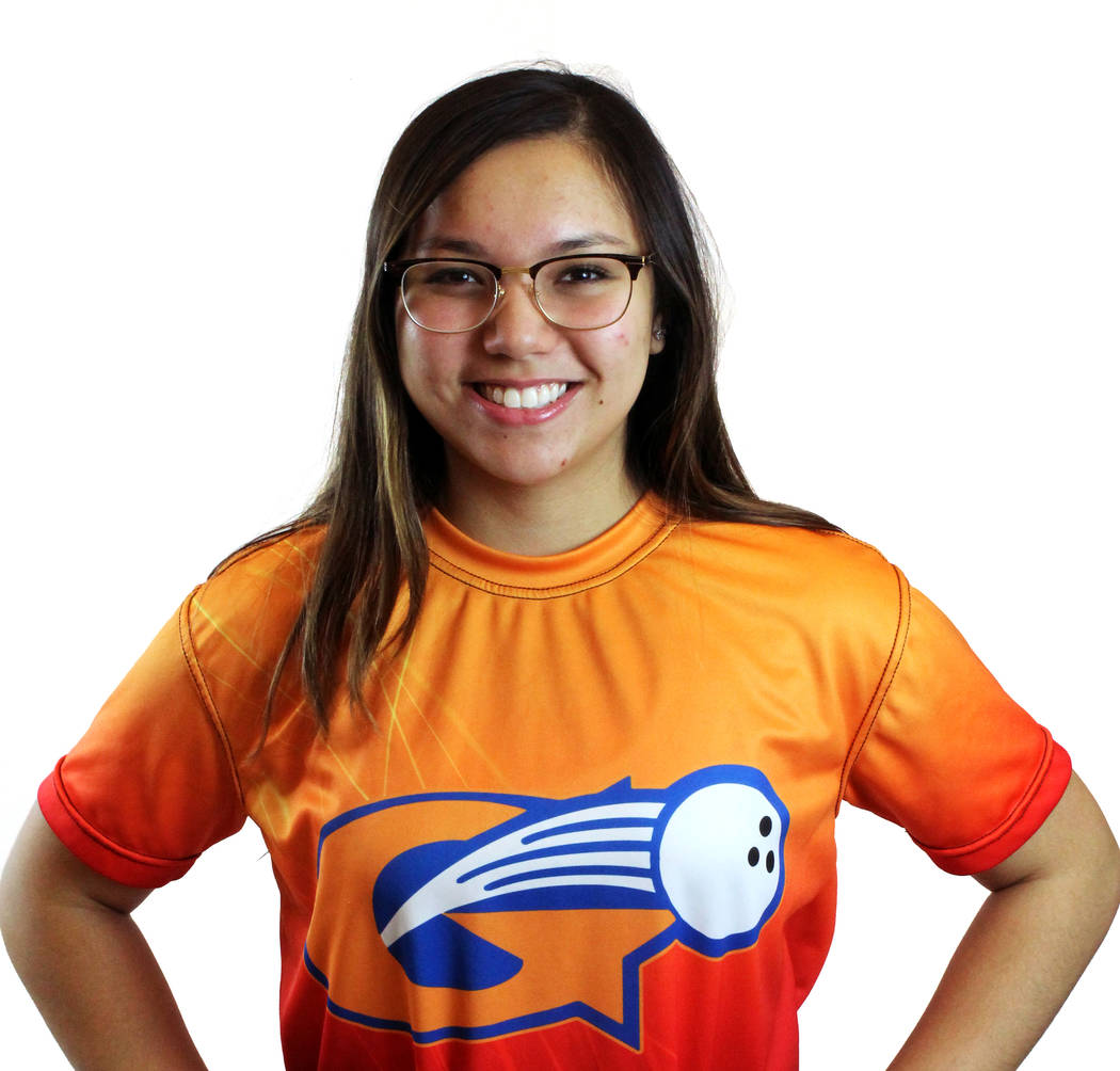 Leah Glazer, Bishop Gorman: Glazer posted the highest score regardless of gender at the state individual tournament. Her 747 series score easily clinched the Class 4A state title.