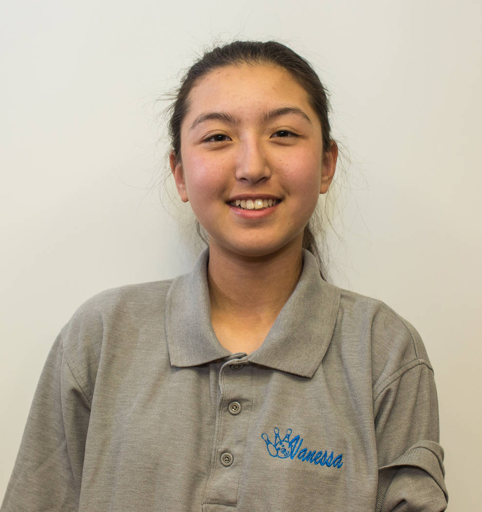 Vanessa Fuzie, Sierra Vista: Fuzie made a name for herself in the Class 4A individual state tournament, posting a 604 series to place second.