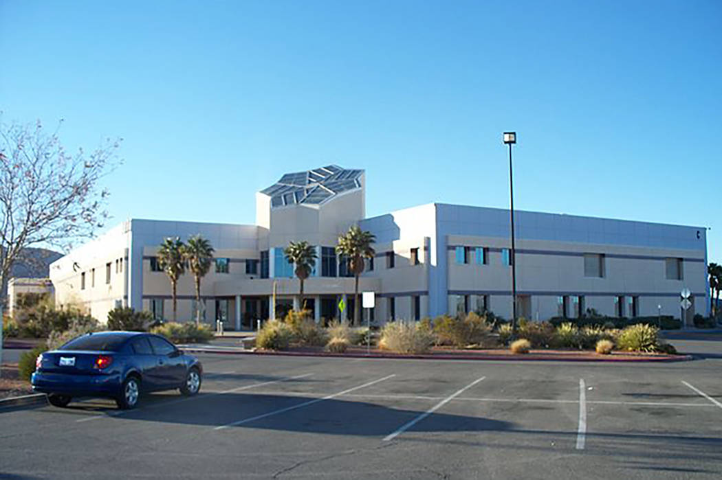 Henderson campus of the College of Southern Nevada (Courtesy Wikimedia)