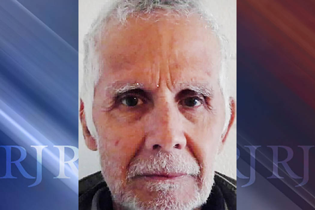 Nevada Department of Corrections inmate Robert Gonzales died on March 19, 2017. (Nevada Department of Corrections)