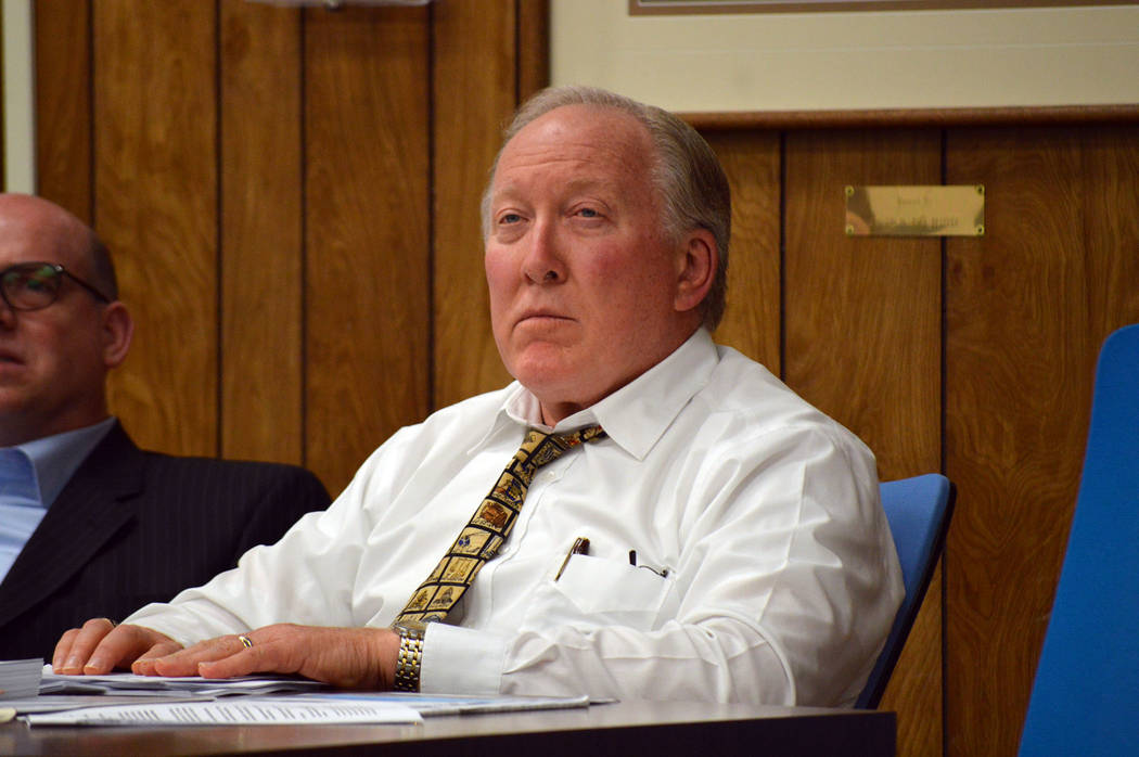 Boulder City Attorney Dave Olsen's last day in the position will be June 30. (Celia Shortt Goodyear/Boulder City Review)