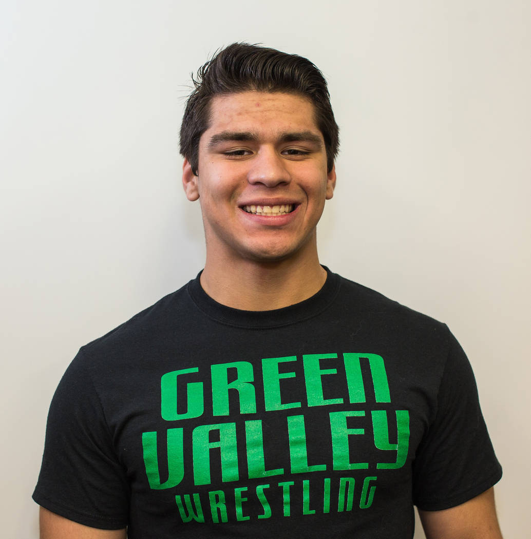 Robert Razo, Green Valley: The 2016 state champion at 182 pounds moved up to 195 pounds this season and won the Sunrise Region championship. He also came in second at the Class 4A state tournament ...